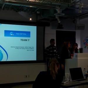 Team 7 presentation