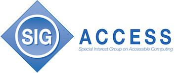 ACM SIGACCESS logo
